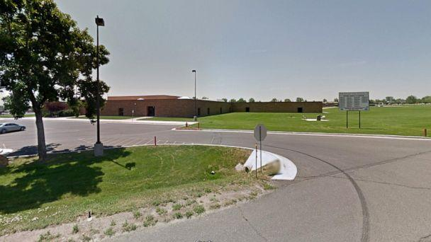 PHOTO: Riverton High School in Riverton, Wy. (Google Maps Street View)