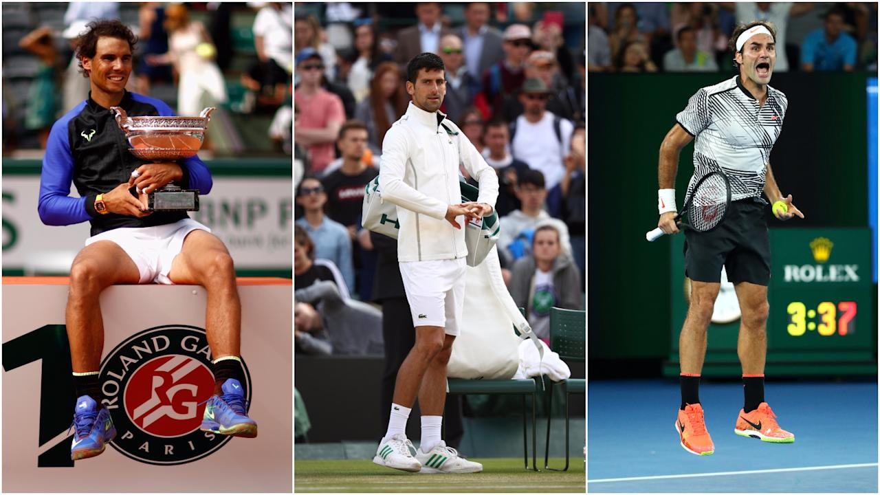 By following Roger Federer's example in taking an extended break from tennis, Novak Djokovic can prolong the lifespan of the Big Four.