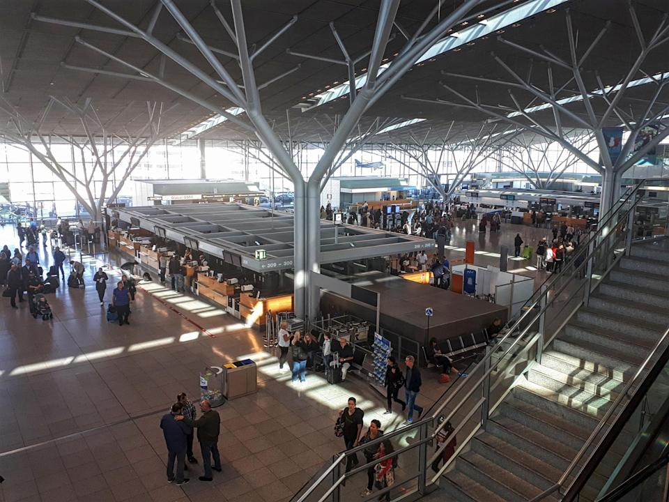 Family returning from holiday forget daughter at Stuttgart airport