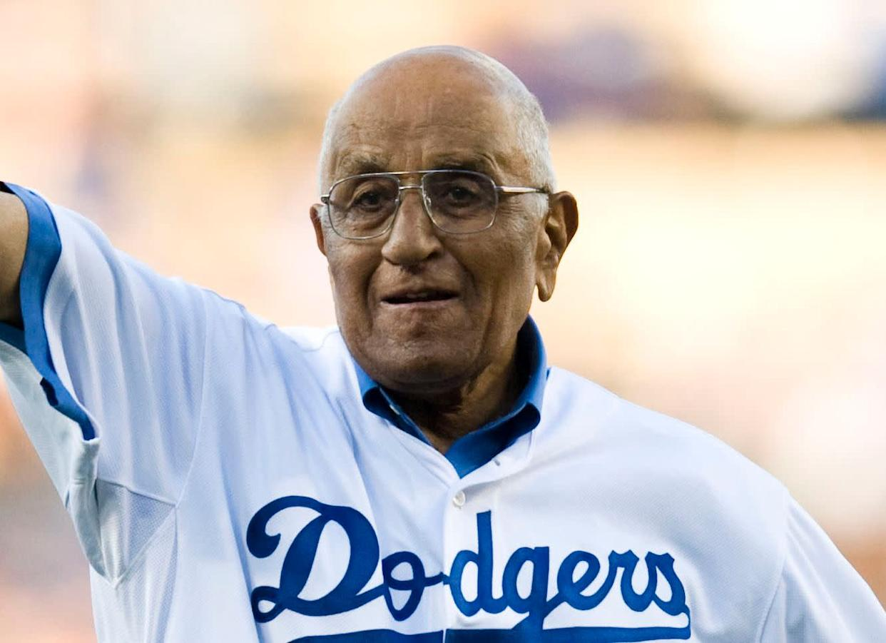 Former MLB MVP Don Newcombe died on Feb. 19, 2019. He was 92.