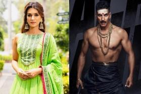 After 'Housefull 4', Kriti Sanon joins Akshay Kumar for 'Bachchan Pandey'