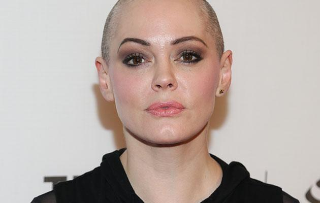 Rose McGowan has been incredibly vocal about Harvey's behaviour. Source: Getty