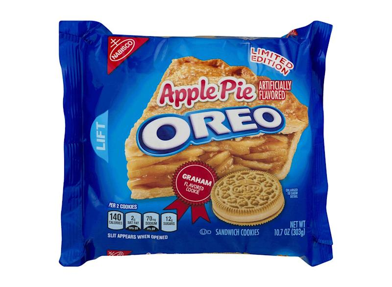 apple pie oreo pack limited edition