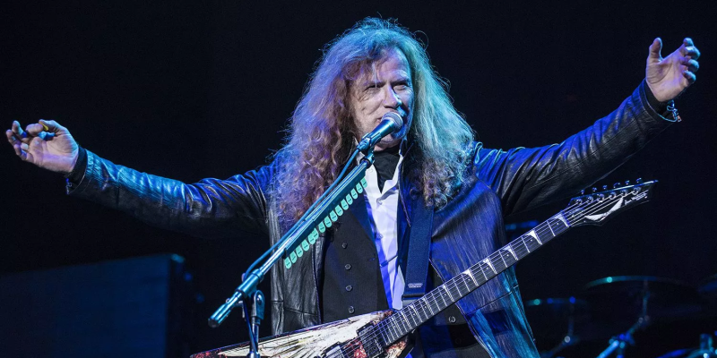 Dave Mustaine teases new music as Megadeth begin work on 16th album