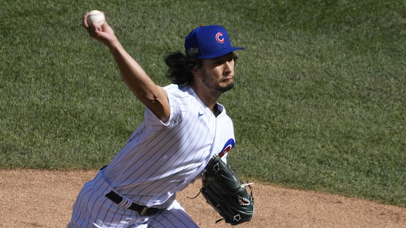 Cubs' Yu Darvish 'sad' he couldn't win another start for Jon Lester