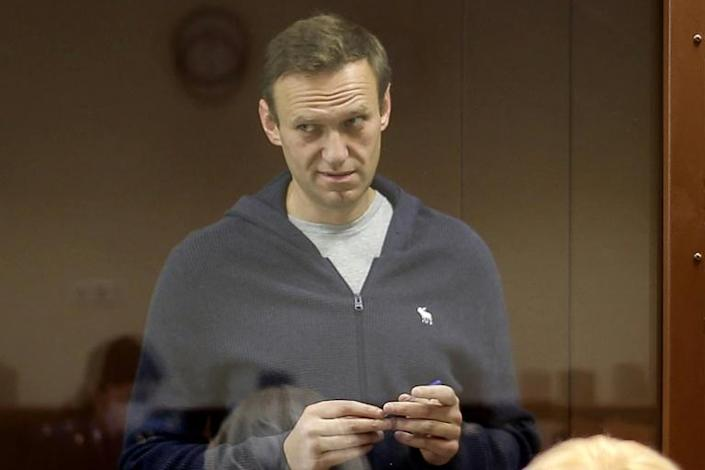 Navalny has turned a series of hearings at Russia's usually colourless courtrooms into headline-grabbing acts of political theatre
