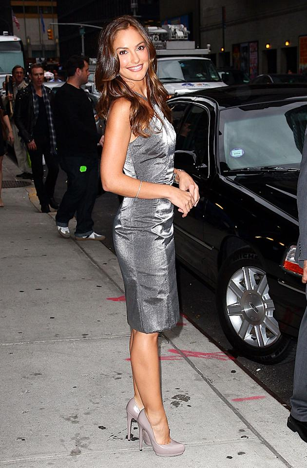 "9. <a target=""_blank"" href=""http://www.askmen.com/specials/2012_top_99/26-minka-kelly.html"">Minka Kelly, 31</a><br><br>2011 wasn't the best year for Minka Kelly. Her new show, ""Charlie's Angels,"" was canceled after just four episodes and her pro baseball playing beau Derek Jeter broke up with her. (They've since rekindled their romance.) Still, even when things aren't exactly going her way, Minka gets to wake up in the morning and see that gorgeous face staring back at her in the mirror!"