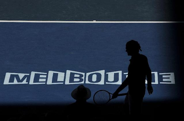Tennis introduced a new anti-corruption code in 2009 but after taking legal advice were told previous corruption offences couldn't be pursued (AFP Photo/Paul Crock)