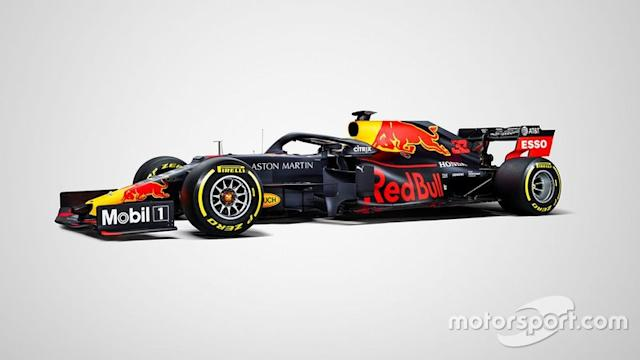 "Presentación del Red Bull RB15 <span class=""copyright"">Red Bull Content Pool</span>"