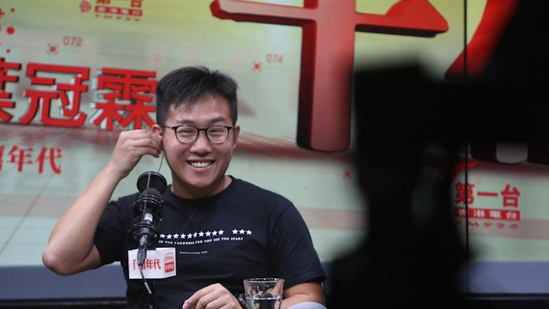 Protesters have to be more 'organised and disciplined' to avoid jail, Hong Kong pro-democracy activist Raphael Wong says