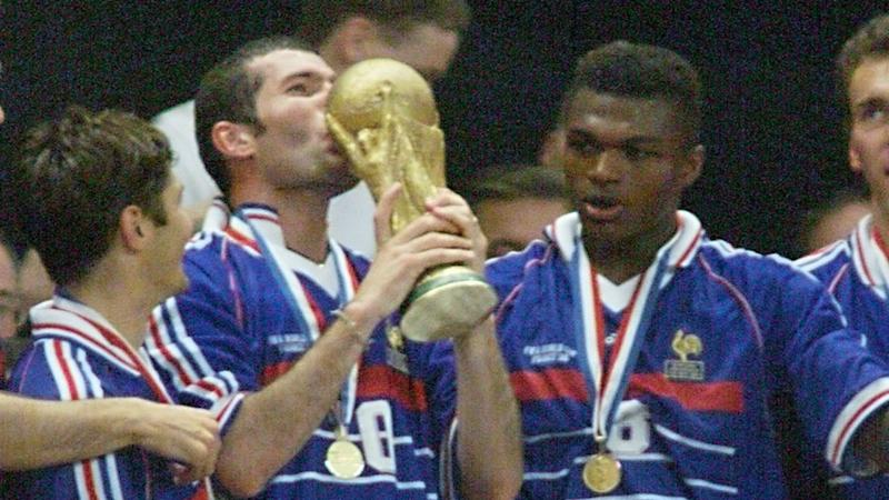 France World Cup 1998