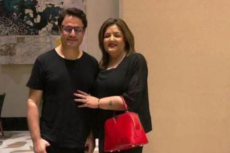 'Everyone Can See the Irony': Sunaina's Boyfriend on Roshans Not Having Issues With Hrithik, Sussanne