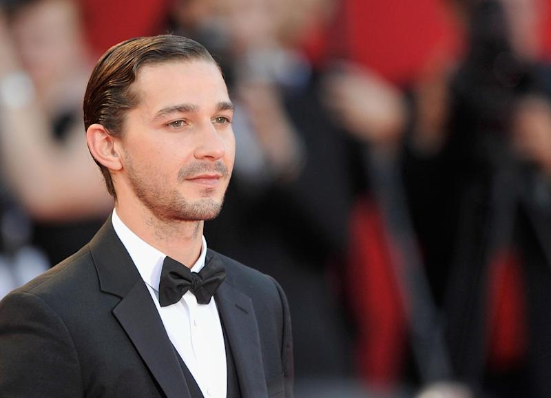 A Twitter Mob Forced Shia LaBeouf to 'Retire.' Hooray?