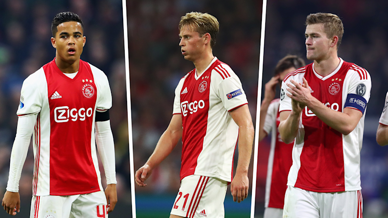 'It worked miracles' - Van der Sar reveals inspirational talk with young Ajax talents