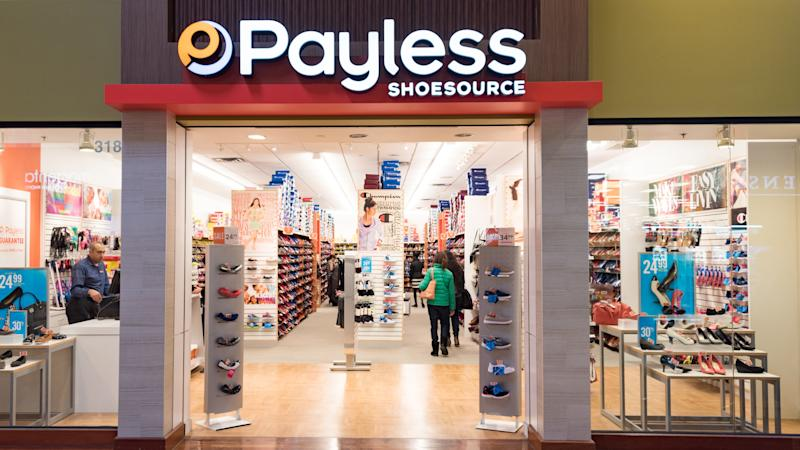 Payless ShoeSource Files for Bankruptcy, Closes 400 Stores
