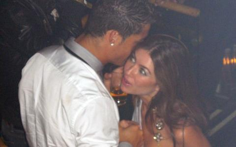 Cristiano Ronaldo has angrily denied Kathryn Mayorga's claims - Credit: Matrix Pictures