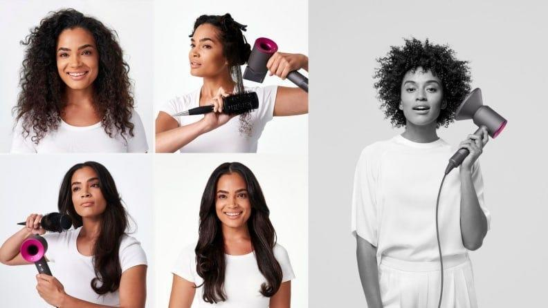 Best self-care gifts: Dyson hair dryer