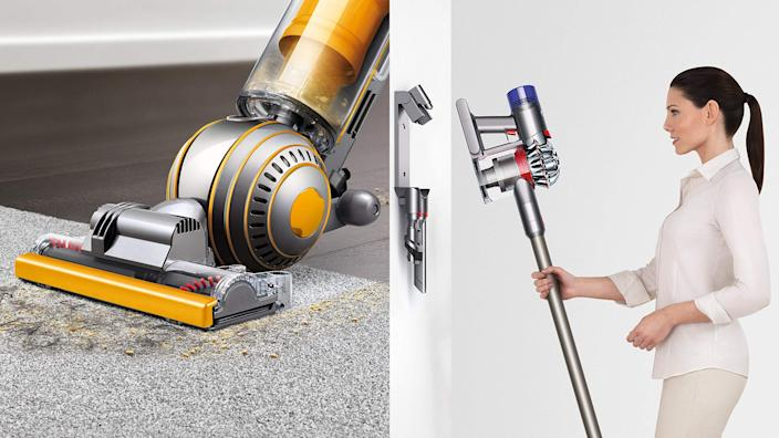 You can get huge savings on top-rated Dyson vacuums and more during this early Black Friday sale.