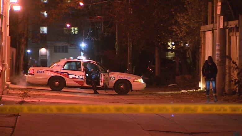 Man, 20, critically injured in shooting near Regent Park