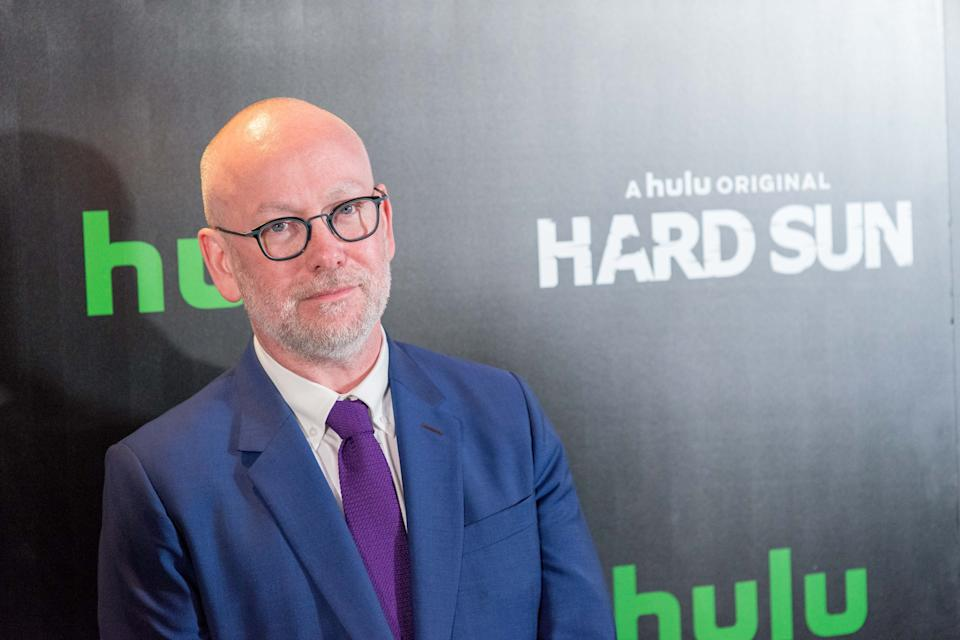 Executive Producer Neil Crossis seen at arrivals for the premiere of the Hulu original series HARD SUN at the Regal Union Square Theater in New York, NY, USA on February 28, 2018. (Photo by Albin Lohr-Jones/Sipa USA)