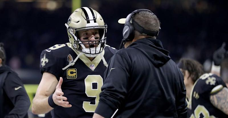 Sean Payton explains play call on first down after 2-minute warning 9228e6a94