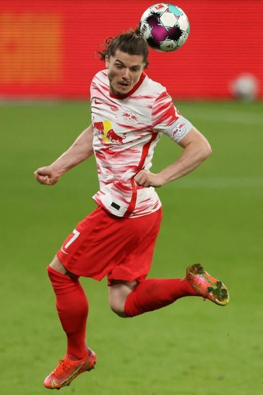 RB Leipzig captain Marcel Sabitzer can play in the attacking, central and defensive midfield