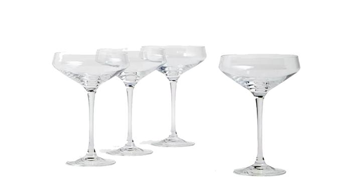 Drink Cocktail Coupe Glasses