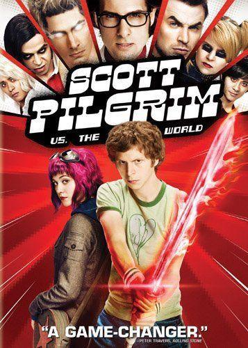 "<p>Scott Pilgrim (Michael Cera) meets his dream girl, Ramona Flowers (Mary Elizabeth Winstead), but must defeat her seven evil exes in combat before they can be together. This cult classic feels like a video game in movie form. If you haven't watched yet, it's well worth your evening. </p><p><a class=""link rapid-noclick-resp"" href=""https://www.amazon.com/Scott-Pilgrim-World-Michael-Cera/dp/B00448SE4S?tag=syn-yahoo-20&ascsubtag=%5Bartid%7C10055.g.3243%5Bsrc%7Cyahoo-us"" rel=""nofollow noopener"" target=""_blank"" data-ylk=""slk:STREAM NOW"">STREAM NOW</a></p>"