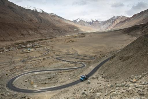 Ladakh's border with the Chinese regions of Tibet to the east and Xinjiang to the north make it strategically important to New Delhi