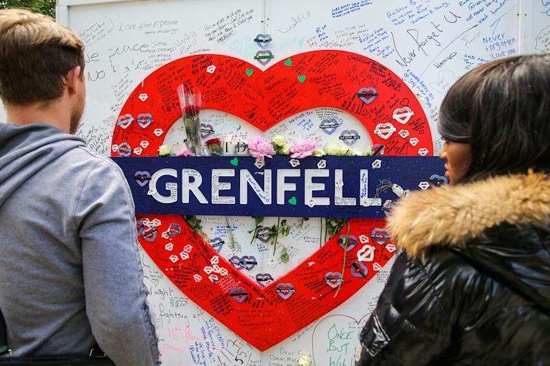 The official report into the Grenfell tragedy will be published this week (Picture: PA)