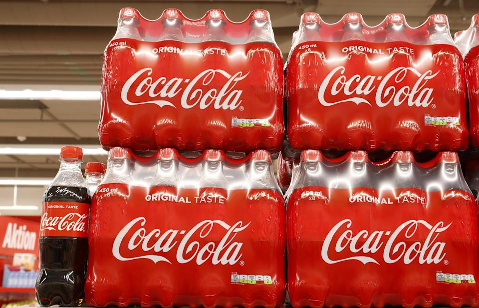 Coca-Cola is the top plastic polluter in the world and has missed a number of targets to boost recycled plastic use and reduce waste (Reuters)