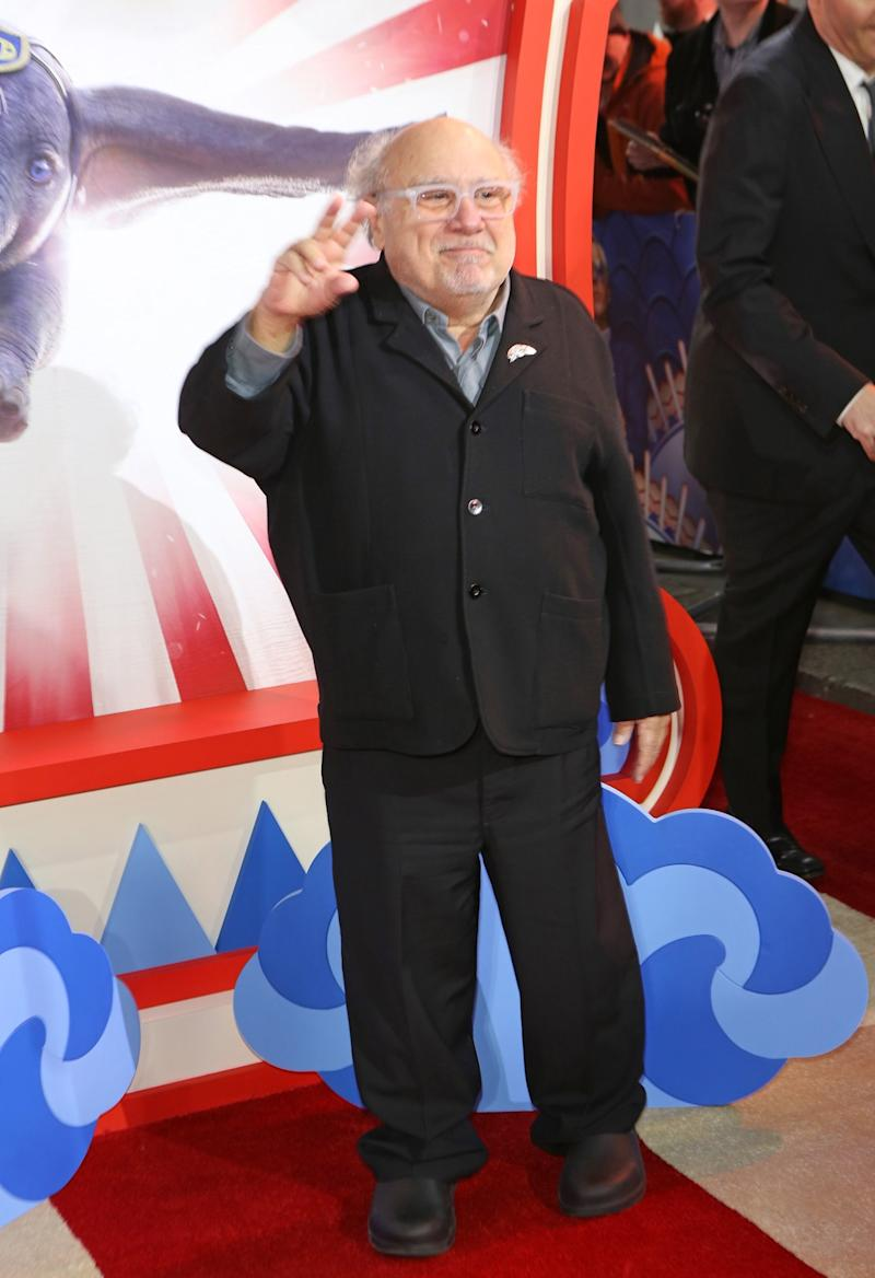 Unlikely superhero: Could Danny Devito become the new Wolverine? (Dave Benett)