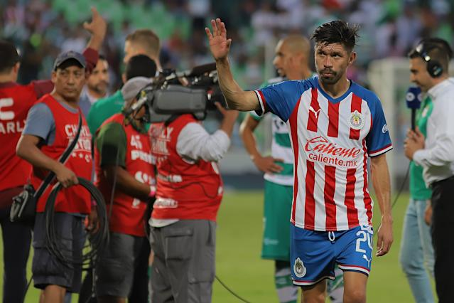 Oribe Peralta. / Foto: Getty Images