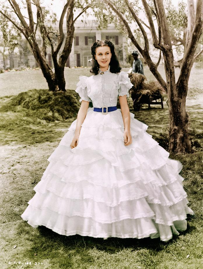 Vivien Leigh\'s Gone with the Wind Script Is Up for Auction