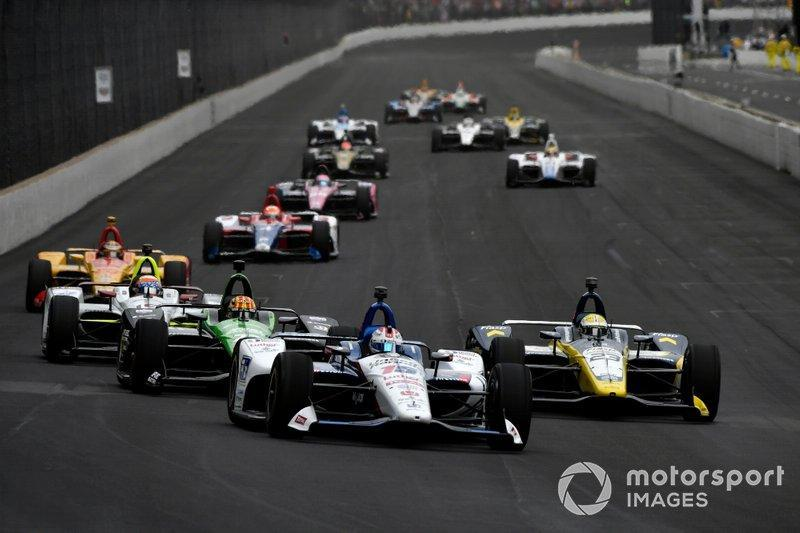 "Belli believes 2019 saw the Indy 500 cars present the right blend of challenge and raceability. <span class=""copyright"">Scott R LePage / Motorsport Images</span>"