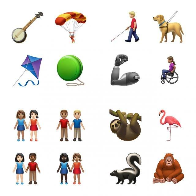 Apple offers 2019 emoji preview for World Emoji Day