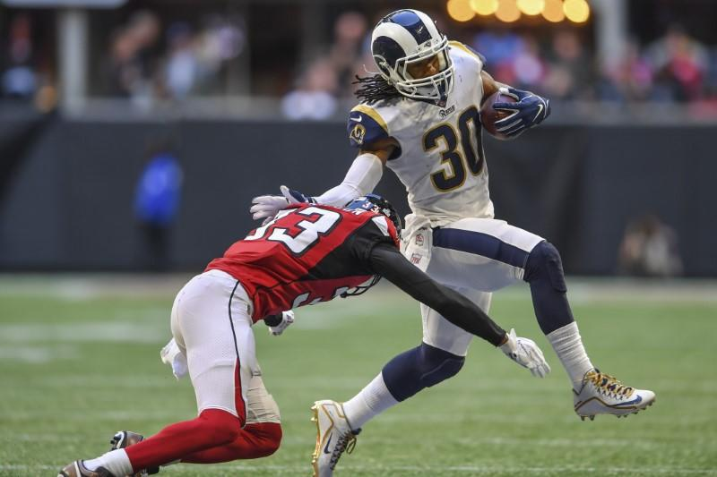 NFL: Los Angeles Rams at Atlanta Falcons