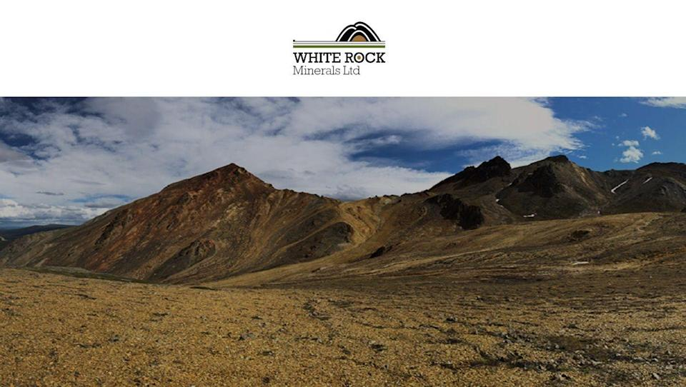 White Rock Minerals Ltd