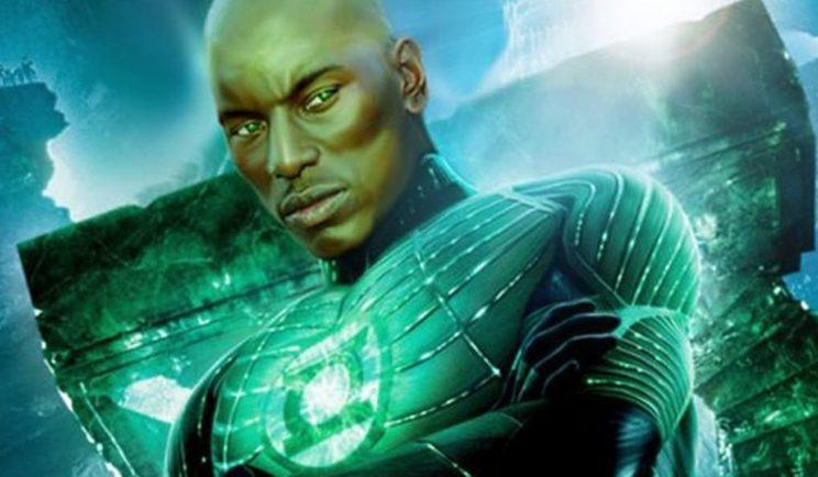 Tyrese Gibson even shared fan art via his social media accounts - Credit: Instagram