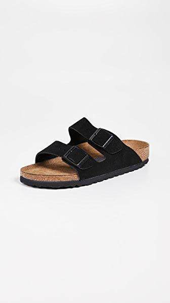 """<p><strong>Birkenstock</strong></p><p>shopbop.com</p><p><strong>$135.00</strong></p><p><a href=""""https://go.redirectingat.com?id=74968X1596630&url=https%3A%2F%2Fwww.shopbop.com%2Farizona-sfb-sandal-birkenstock%2Fvp%2Fv%3D1%2F1548442531.htm&sref=https%3A%2F%2Fwww.marieclaire.com%2Ffashion%2Fg32185174%2Fugly-shoes%2F"""" rel=""""nofollow noopener"""" target=""""_blank"""" data-ylk=""""slk:Shop Now"""" class=""""link rapid-noclick-resp"""">Shop Now</a></p><p>If you were a stoner who listened to Phish in high school and<em> didn't</em> have these, then you weren't a stoner who listened to Phish.</p>"""