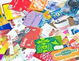 Do not dump unwanted gift cards