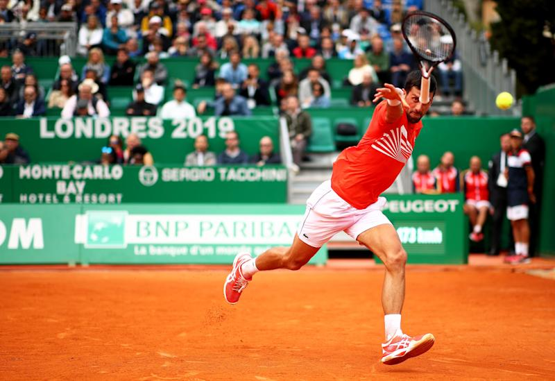 Novak Djokovic Smashes Racket in Epic Meltdown at Monte Carlo Masters