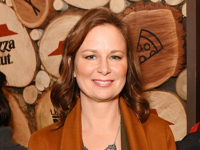"""Mary Lynn Rajskub in 2020. <p class=""""copyright"""">Presley Ann/Getty Images for Pizza Hut</p>"""