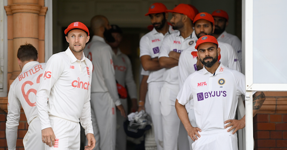 Revealed: Why India And England Are Wearing Red Caps On Day 2 Of The Lord's Test