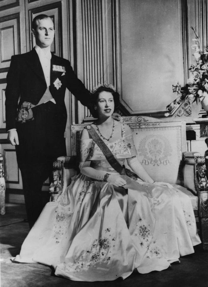 """<p>If you've ever watched <em>The Crown</em>, then you know that Philip has long struggled with his wife being the Queen and effectively having a lot more power than him. While the Netflix show is only somewhat based in reality and isn't always completely factual, that part of the story is rooted in truth. </p><p>When King George died and Elizabeth became Queen, Philip had to give up the naval career he loved to help her with her royal duties. They moved from Clarence House, the home he loved, to Buckingham Palace, something he wasn't thrilled about. <em>The Crown</em> depicts Philip as an alpha male frustrated by his roll and title, and real <a href=""""https://www.vanityfair.com/style/society/2012/01/queen-elizabeth-201201"""" rel=""""nofollow noopener"""" target=""""_blank"""" data-ylk=""""slk:reports"""" class=""""link rapid-noclick-resp"""">reports</a> seem to back that up. </p>"""
