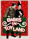 """<p>While this 1934 version of <em>Babes in Toyland</em> has some of the same songs as the later remake, it has a totally different plot starring Laurel and Hardy as two toymakers.</p><p><a class=""""link rapid-noclick-resp"""" href=""""https://www.amazon.com/Babes-Toyland-Stan-Laurel/dp/B077S6VGKF/?tag=syn-yahoo-20&ascsubtag=%5Bartid%7C10055.g.1315%5Bsrc%7Cyahoo-us"""" rel=""""nofollow noopener"""" target=""""_blank"""" data-ylk=""""slk:WATCH NOW"""">WATCH NOW</a></p>"""