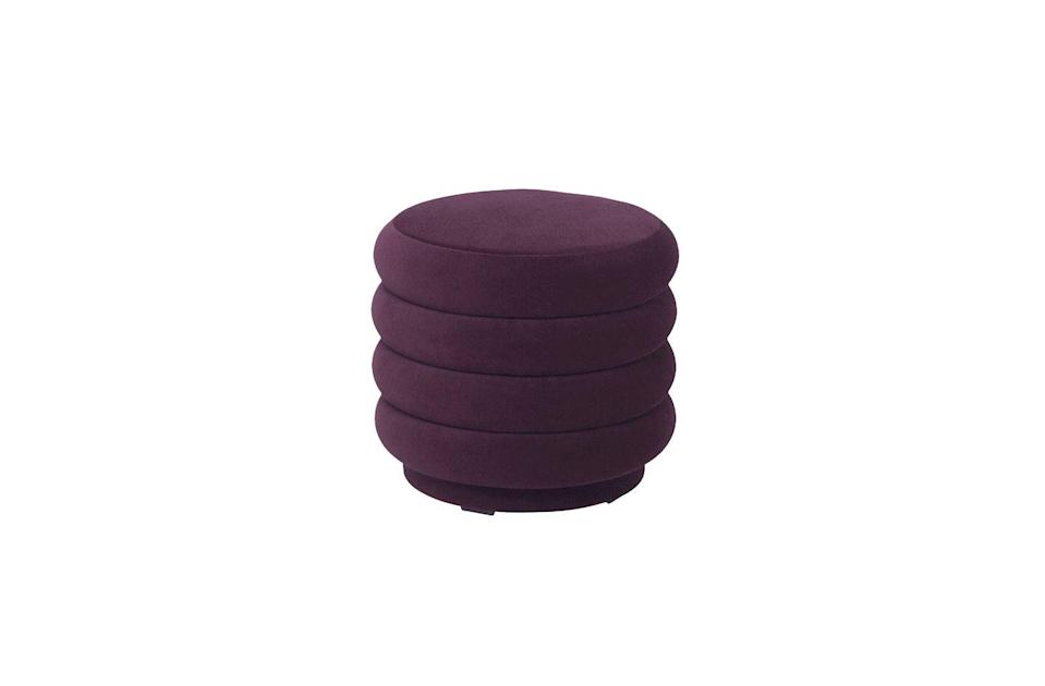 <p>Pouf Faded, <strong>fermLiving</strong>, cm 47Øx45h.<br><br><br></p>