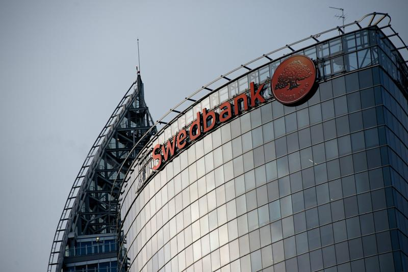 Swedbank Says It's Being Investigated by ECB, U.S. Authorities