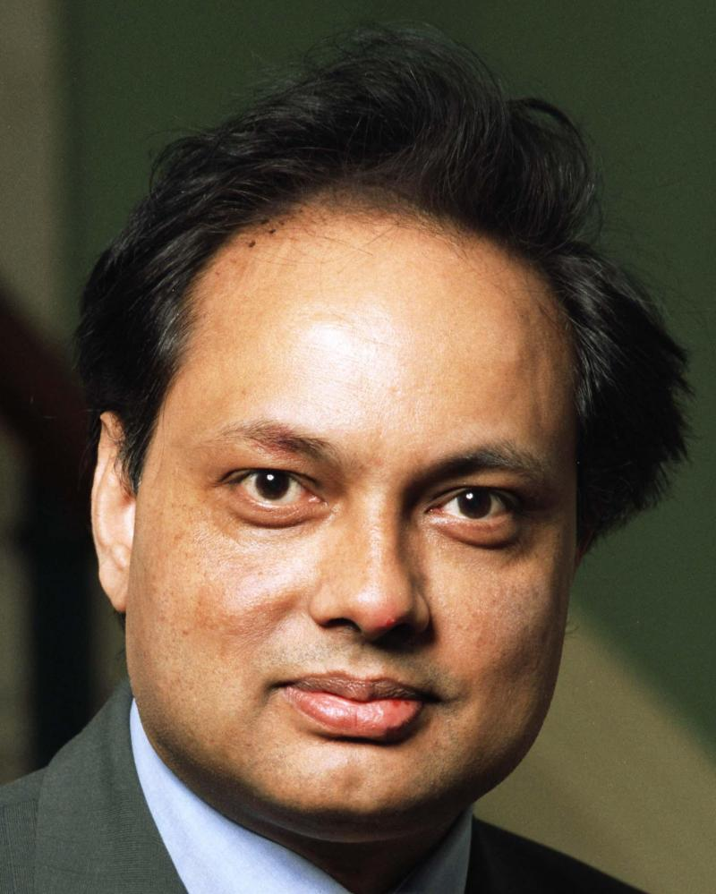 Anwar Choudhury, pictured in 2004.