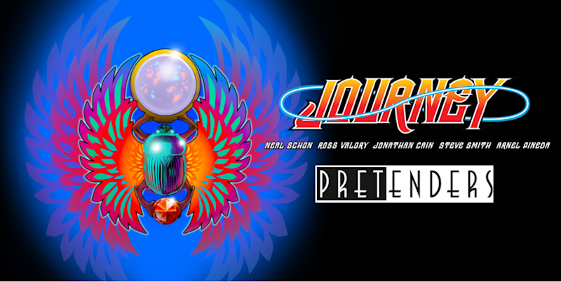 Journey announces 2020 tour with The Pretenders